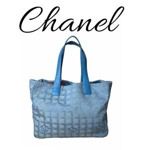 Chanel Travel Line Collection Tote Bag